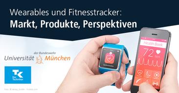 Wearables und Fitnesstracker: Markt, Produkte, Perspektiven