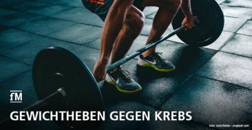 Pumpen zur Prävention: Hilft Gewichtheben gegen Darm- und Nierenkrebs?