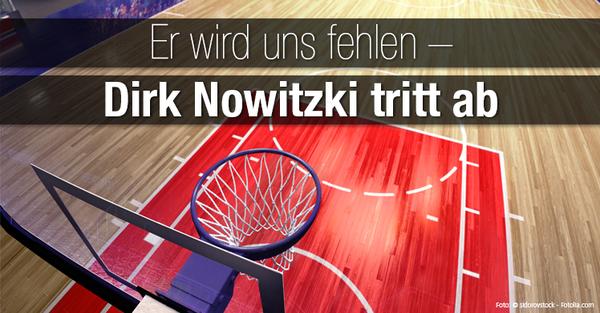 Wohl letztes Heimspiel des Ausnahmespielers Dirk Nowitzki in der nordamerikanischen Basketball-Profiliga NBA für die Dallas Mavericks