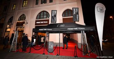 Feature / Aussenansicht Grand Opening von Prime Time Fitness in der Maximilianstraße in München am 20.01.2020