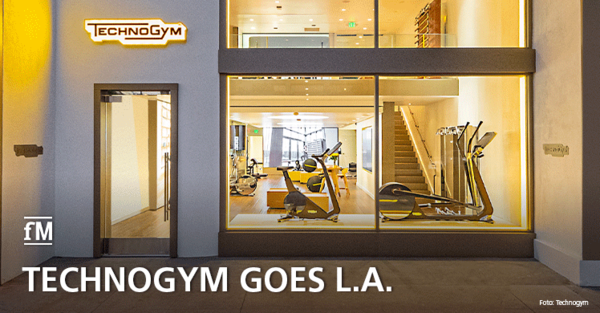 Technogym Store in Los Angeles