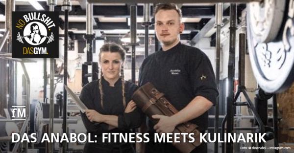 Fitness meets Kulinarik: Eröffnung Restaurant 'Das Anabol'