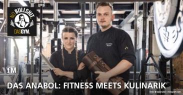'Das Anabol': Das neue Fitness-Restaurant der Pürzel-Brüder