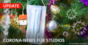 fM Corona-Update Teil 7: Harter Lockdown, FIBO 2021 verschoben & Corona-Schnelltests im Fitnessstudio