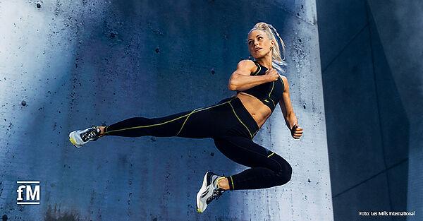 LES MILLS Global Fitness Report 2021