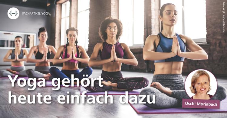 Wie Clubs das Interesse an Yoga nutzen können