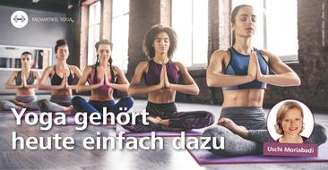 Mit Yoga voll im Trend