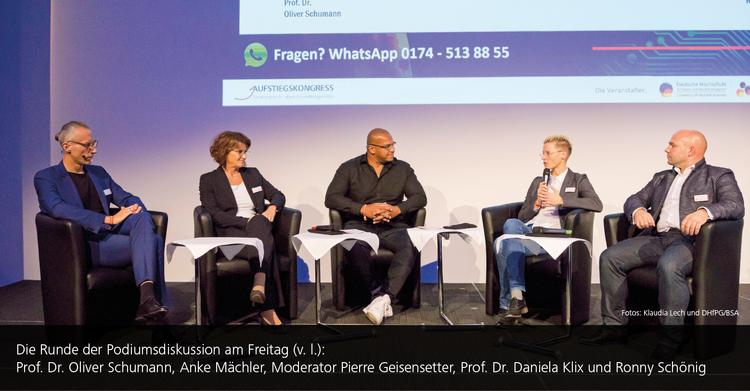 Treffpunkt der Fitnessbranche: Impressionen vom Aufstiegskongress 2019 in Mannheim