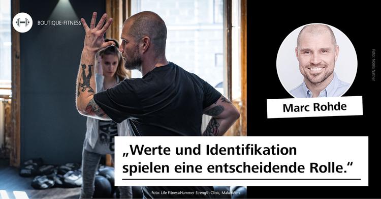 'Einen Tribe erzeugen': fM Titelstory Boutique-Fitess – Marc Rohde im Exklusiv-Interview über sein Boutique-Konzept Elbsprint