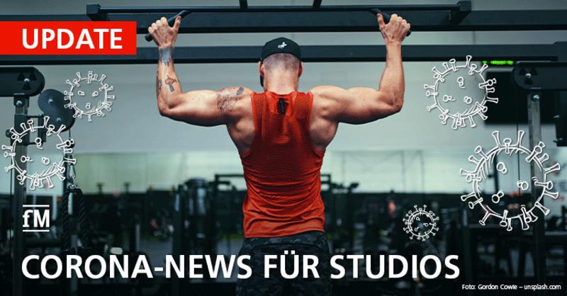 Corona-Update: Fitnessstudios weiter im Shutdown – MPK findet nicht statt, bundeseinheitliche Corona-Regeln per Gesetz?