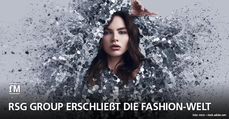 RSG Group erschließt die Fashion-Welt