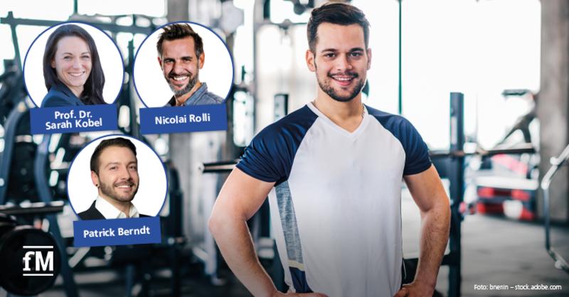 So geht Restart: Fachexperten der DHfPG beleuchten das Thema Wiedereröffnung der Fitnessstudios nach dem Corona-Lockdown interdisziplinär.
