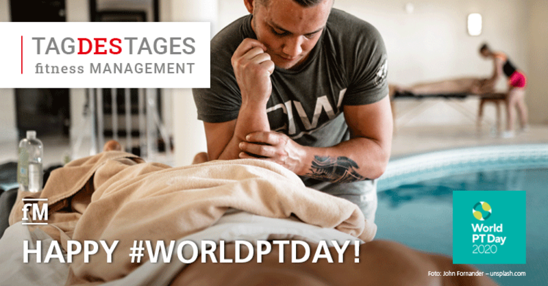 World PT Day: Bewusstsein für die Bedeutung der Physiotherapie schaffen am Welt-PT-Tag am 8. September.