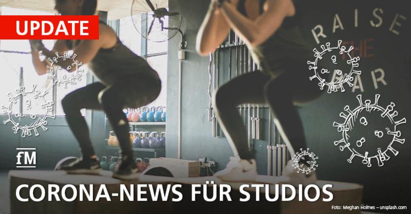 Corona-Update mit Warnung an die Fitnessbranche, 'Bundes-Notbremse', Lockerungen für Geimpfte & Impfpriorisierung