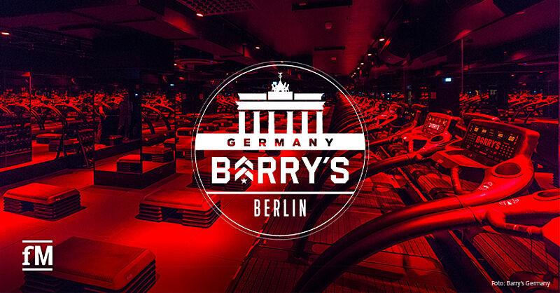 Barry's Bootcamp eröffnet in Berlin