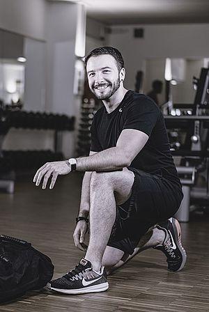 Sportwissenschaftler und Athletiktrainer Patrick Berndt im Interview