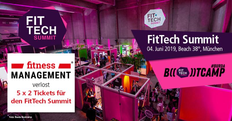 Der FitTech Summit by Burda Bootcamp ist Europas erste Konferenz für Fitnesstechnologien, Digitale Gesundheit und aktiven Lifestyle.