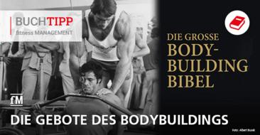 fm Buchtipp:  Die grosse Bodybuilding-Bibel von Arnold Schwarzenegge
