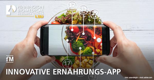 PortionSize: Kalorienzählen per App und Bild
