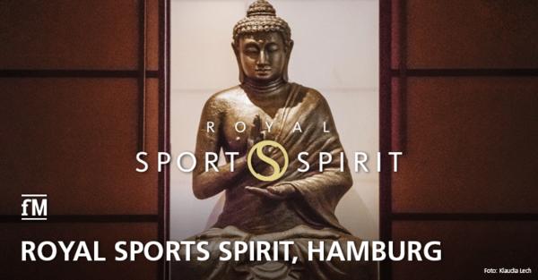Mehr Kraft und Energie durch Achtsamkeit: Royal Sports Spirit