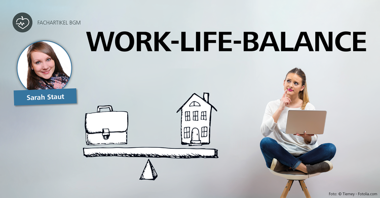 Work-Life-Balance Fachartikel Staut