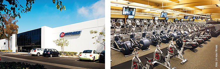 24 Hour Fitness Santa Monica