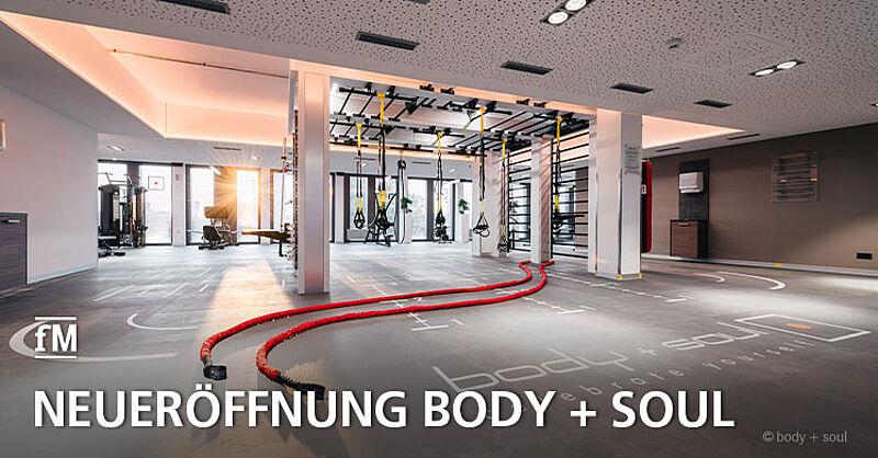 body + soul Hirschhausen