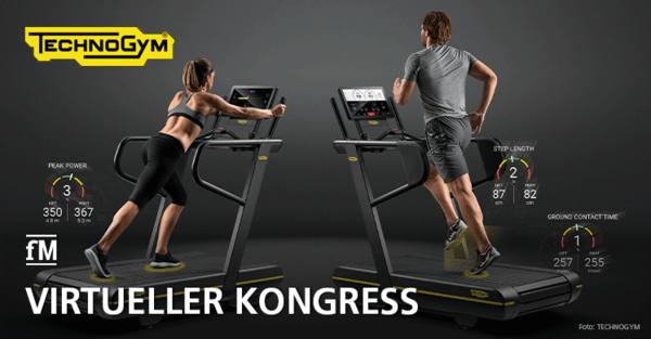 Technogym – Virtueller Kongress 'SPORT & PERFORMANCE SUMMIT ENDURANCE ATHLETE EDITION'