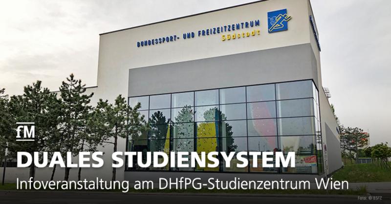Infoveranstaltung am DHfPG-Studienzentrum Wien.