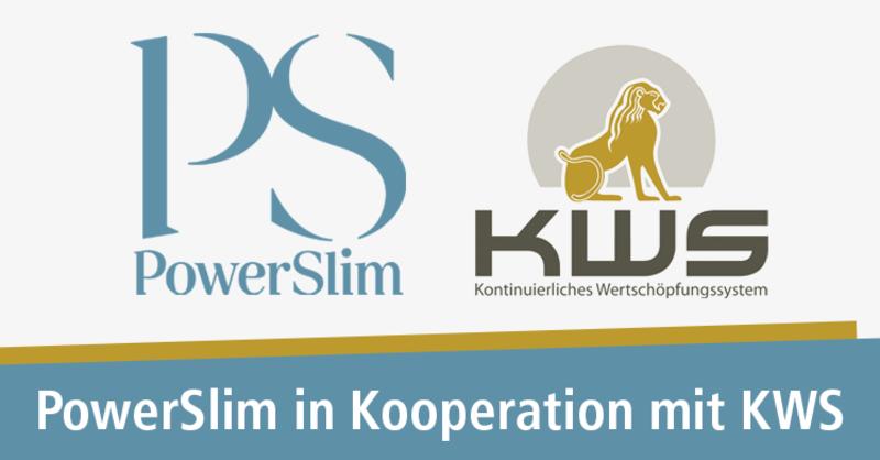 Das E§rnährungskonzept PowerSlim holt sich die KWS GmbH als Partner ins Boot