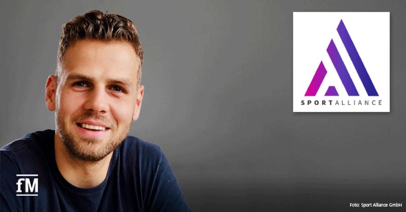 Sport Alliance gibt Markteintritt in Belgien, den Niederlanden und Luxemburg bekannt: Max van der Bijl, International Business Manager.