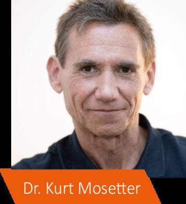 Der Mediziner Dr. Kurt Mosetter war medizinischer Betreuer der US-amerikanischen Fußball-Nationalmannschaftundarbeitet seit 2015mit den Fußballern von Bundesliga SpitzenreiterRB Leipzig.