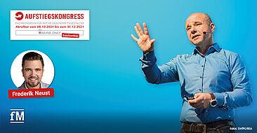 Aufstiegskongress 2021: Frederik Neust 'Social-Media-Videos im Hochformat'