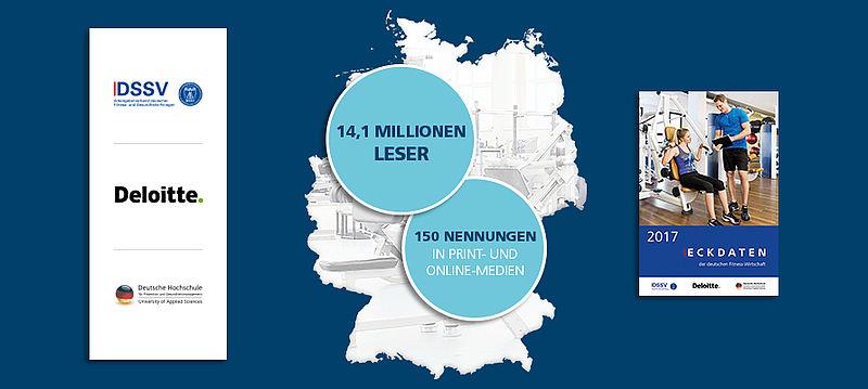 Eckdaten der deutschen Fitnesswirtschaft
