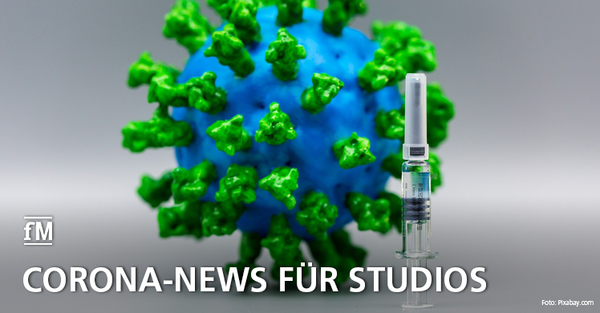 Corona-News für Studios: Corona-Impfstoff von Biontech bietet 90-prozentigen Schutz – Zulassung soll noch 2020 erfolgen