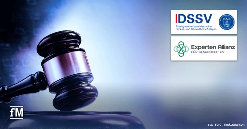 Verfassungsklage gegen Betriebsverbot von Fitnessstudios: DSSV und Experten Allianz unterstützen Betreiber bei juristischen Schritten.
