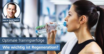 Regeneration: Ein MUSS im Training
