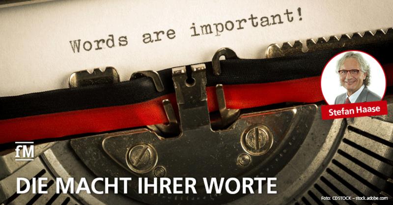 Stefan Haase über Corporate Wording und Corporate Language