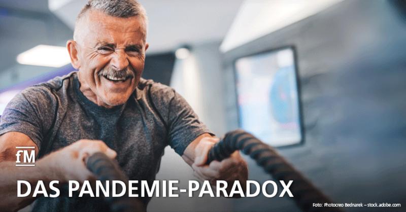 Corona: Das Pandemie-Paradox