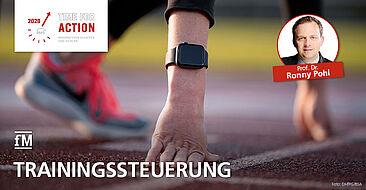 Vortrag 'Nachhaltige und ganzheitliche Trainingssteuerung mit der neuesten Generation von Sportuhren' auf dem Aufstiegskongress 2020 ONLINE ONLY von Prof. Dr. phil. Ronny Pohl.
