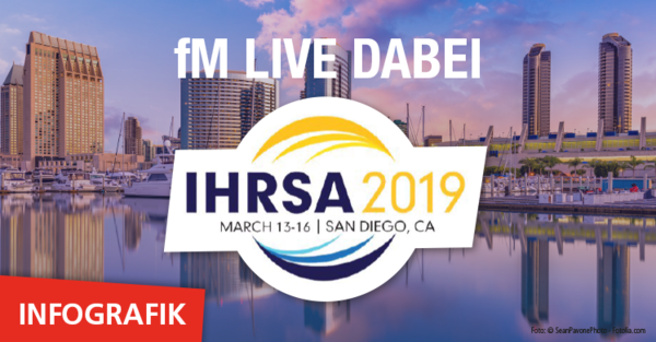 IHRSA 2019 – Internationale Convention und Place to be für Manager & Branchenkenner