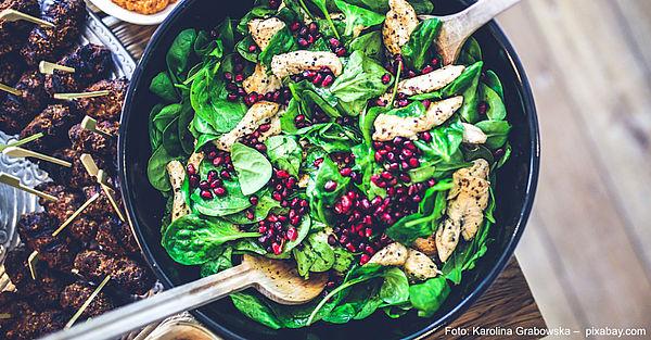 Tag des Spinats am 26. März: grünes Blattgemüse mit vielen positiven Eigenschaften für die Gesundheit