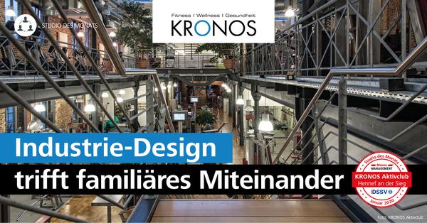 Studio des Monats: Kronos Aktivclub Hennef