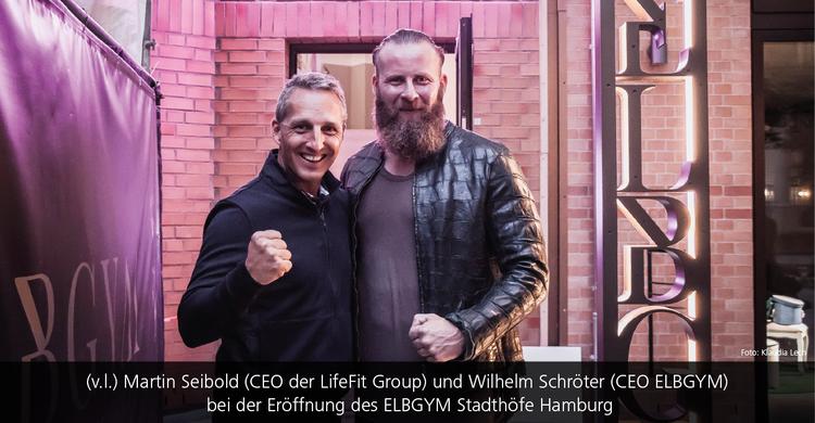 'Qualität liefern, für die ELBGYM steht': Wilhelm Schröter im fitness MANAGEMENT Interview