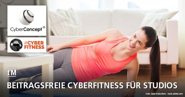 Cyberconcept bietet sein Cyberfitness-Programm für einen Zeitraum kostenfrei an!