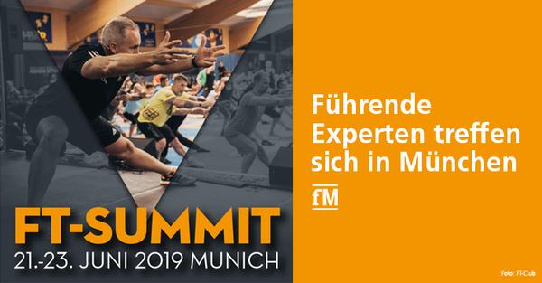 Führende Experten der Functional Training Community treffen sich in Grünwald bei München.