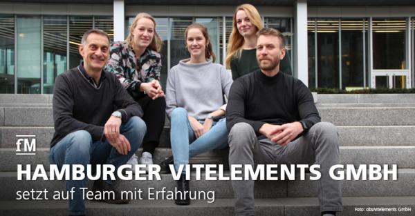 Nach der Ausgründung der der Hamburger Fitness- und Gesundheitsexpertenvitelements GmbH setzt die Tochter der der Hamburger Fitness- und Gesundheitsexperten cardioscan auf ein erfahrenes Team.