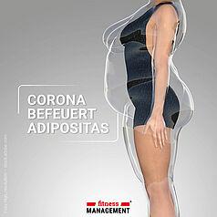 Corona befeuert Adipositas