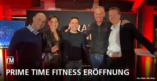 Prime Time Fitness: Neueröffnung in München