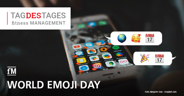 Tag des Tages: World Emoji Day am 17. Juli